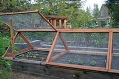raised bed covers - Google Search