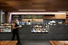 Giovane Café + Bakery + Deli by office of mcfarlane biggar, Vancouver – Canada