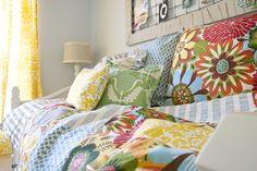 new space reveal : a big girl room redo - The Handmade Home