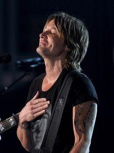 Keith Urban Photos: 50th Academy Of Country Music Awards - Show