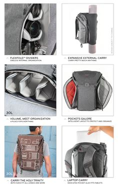 A line of versatile, durable, and beautiful bags based on the award-winning Everyday Messenger.