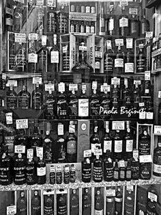 Travel Photography Bottles of Porto by WorldPhotosByPaola on Etsy, $30.00