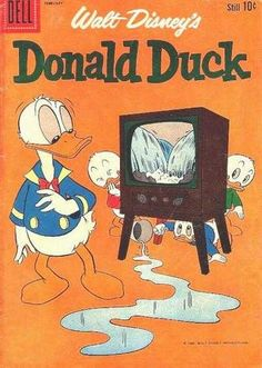 Donald Duck #75 - Too Cold To Care (Issue)