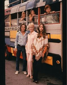 The Partridge family early 1970s