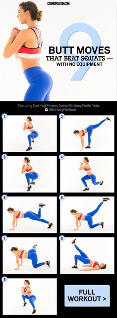 Best Exercises to Get the Butt of Your Dreams - 9 Butt Moves That Beat Squats- Tutorials for the Best Workout for your Glutes and Lower Bodies - Looking for a Healthy Butt? Awesome Diet and Motivation Tips For Women To Improve Health and Build Muscel - Donkey Kicks, Lunges, Stability Ball Workouts and Strength Training Exercises - Hit Your Weightloss Target with These Awesome Tips - thegoddess.com/exercises-for-a-great-butt