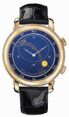 Patek Philippe Celestial watch Watch Brands, Men s Watches, Unique Watches,  Cool Watches, df4d13afb6b