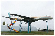 Unknown play airplane. Thanks to artist blogger Eric Tabushi.
