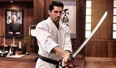 Born: June 1976 ~ Scott Adkins is an English actor and martial artist who is best known for playing Yuri Boyka in Undisputed II: Last Man Standing and Undisputed III: Redemption, Bradley Hume in Holby City. Action Film, Action Movies, Scott Adkins, Holby City, Den Of Geek, Martial Arts Techniques, Last Man Standing, Fantasy Photography, Martial Artist