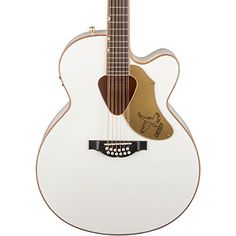 Gretsch G5022CWFE-12 Rancher Falcon White 12-String Acoustic-Electric Guitar $ 539.00 Acoustic-Electric Guitars Product Features BodyBody Material: Solid Spruce Top with Laminated Maple Back and SidesBody Shape: Jumbo CutawayBody Back: Arched Laminated MapleBody Sides: Laminated MapleBody Top: Solid SpruceBody Finish: Gloss PolyesterNeckNumb .. http://www.guitarhomes.com/gretsch-g5022cwfe-12-rancher-falcon-white-12-string-acoustic-electric-guitar-3/