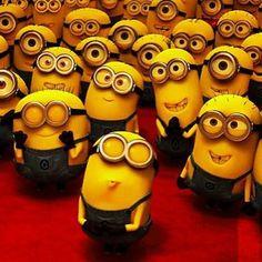 Minion Love - my newest familiars, lol....