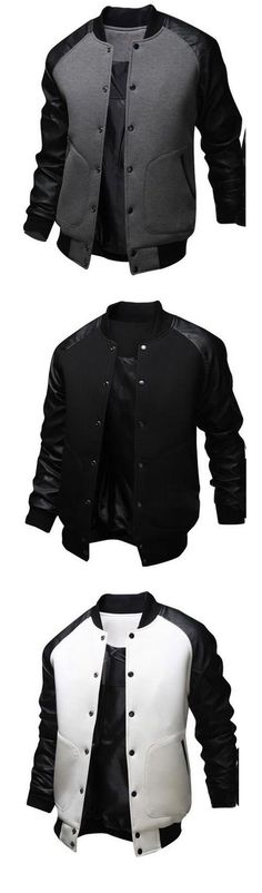 Men's Long Sleeve Casual / Formal / Long Sleeve Jacket/Coat
