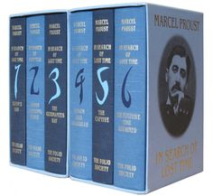 In Search of Lost Time by Marcel Proust - Google Search