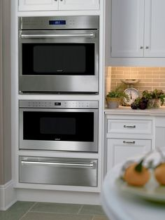 Professional Double Oven Built In With Warming Drawer 59