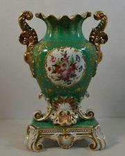 Antique Jacob Petit French Porcelain Vase