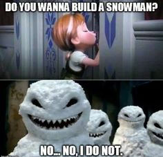 Doctor Who: making normal things scary since... well, does the point in time really matter? Snowmen. Forgetfullness. Shadows. Etc.