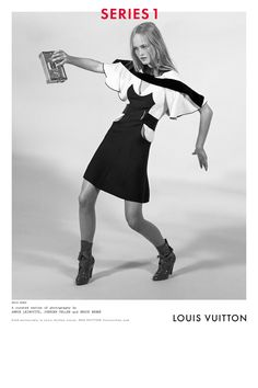 Louis Vuitton Fall 2014: The House of Adventure. See more stellar ad campaigns from Fall 2014 here!