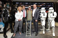 ROGUE ONE: A STAR WARS STORY Lands In World Duty Free At Gatwick Airport