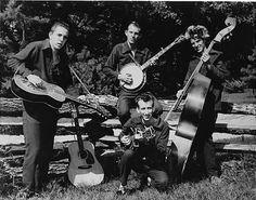 The Dillards (Doug Dillard top center)