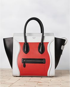 love this...not the price tagCÉLINE fashion and luxury leather goods 2013 Winter - Luggage - 21