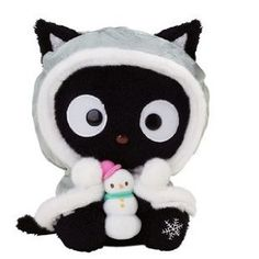 I personally find Chococat much cuter than Hello Kitty.