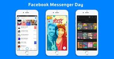 Facebook Messenger Day launches as a Snapchat Stories clone for making plans