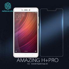 For  Xiaomi Redmi Note 4X 4 X Screen Protector Original NILLKIN Amazing H+PRO Anti-Explosion Tempered Glass Screen Protector