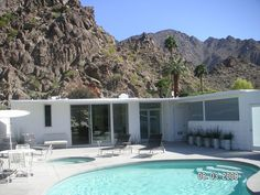 Indian Wells Vacation Rental - VRBO 421543 - 3 BR Deserts House in CA, Mid-Century Retro Retreat