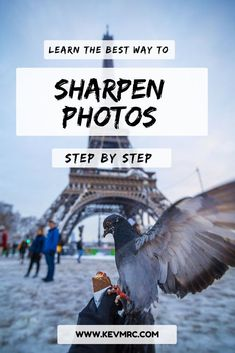 Sharpen Photos Pinterest
