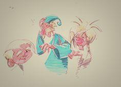 El mago somnus, Andy Warhol y Joan Miró   Somnus the wizard, Andy Warhol and Joan Miró