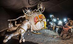 I Can Haz Places Plz?, nevver:   Inside Banksy's Dismaland