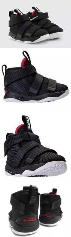 21d6aee190f5 Baby Shoes 147285  Nike Lebron Soldier Xi 11 Toddler Basketball Sneaker  Shoes Black Size 8C Nib -  BUY IT NOW ONLY   44.97 on  eBay  shoes  lebron   soldier ...
