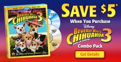 BEVERLY HILLS CHIHUAHUA 3: Viva La Fiesta! Review, Giveaway & Coupon
