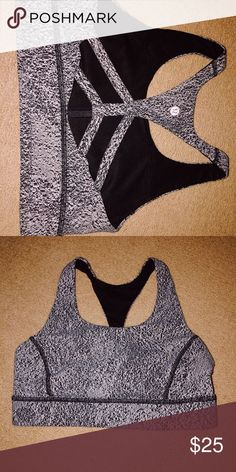 65a72b023070b Lululemon sports bra Cool design on back! lululemon athletica Intimates    Sleepwear Bras
