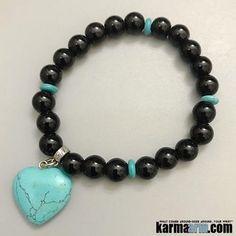 Turquoise Bracelets I Yoga Meditation Mala I Men's & Women's Jewelry