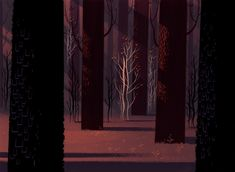 Fondos de Samurai Jack, por Scott Wills. Samurai Jack backgrounds by Scott Willis. Cartoon Network, Cartoon Background, Animation Background, Environment Concept Art, Environment Design, Samurai Jack Background, Illustrations, Illustration Art, Bg Design