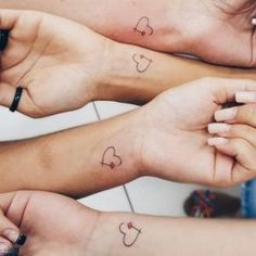 40 unique tattoo designs for women and their best friends, . - 40 unique tattoo designs for women and their best friends, - Tiny Tattoos For Girls, Tattoos For Daughters, Tattoo Girls, Small Tattoos, Cute Tattoos For Women, Unique Tattoo Designs, Tattoo Designs For Women, Unique Tattoos, Tattoo Amigas