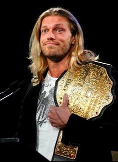 Edge was awesome....I liked him, I didn't,