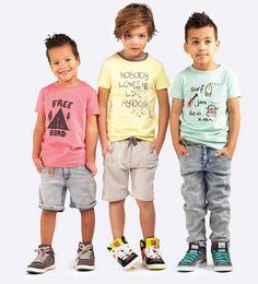 Dress like Flo, la moda como les gusta a los niños > Minimoda.es