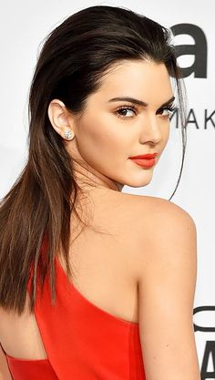 slicked back hair womens - Google Search