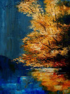 ollebosse:  River by StudioUndertheMoon