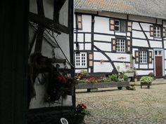 Vlakbij het dorp Epen