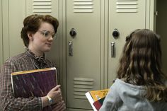 Stranger Things- is it just me or was Barb a huge lesbian for Nancy? Like did anyone notice that or