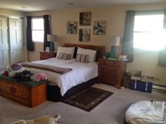 Before Picture, Before & After Bedroom Makeover