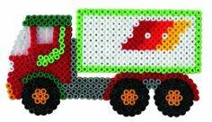 Hamma bin lorry - perfect!