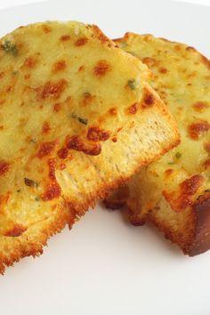 Unbelievable Grilled Garlic Bread