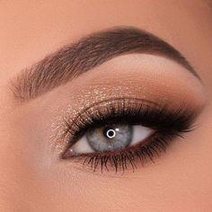 Cute Eye Makeup, Fancy Makeup, Formal Makeup, Creative Eye Makeup, Makeup Eye Looks, Beautiful Eye Makeup, Eye Makeup Art, Simple Eye Makeup, Natural Eye Makeup