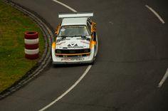 #100 Audi Sport Quattro S1 ProSpeed Bulgaria - FIA Hillclimb Masters - Eschdorf…