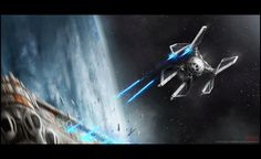 Mark Molnar - Sketchblog of Concept Art and Illustration Works: Star Wars - Delta Squadron Pilot