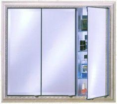 Elegant Tri Fold Medicine Cabinet Hinges