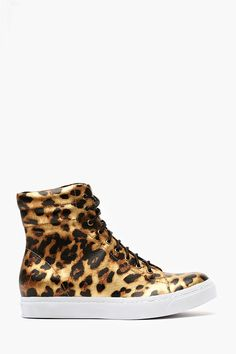 Flavia Hi Sneaker